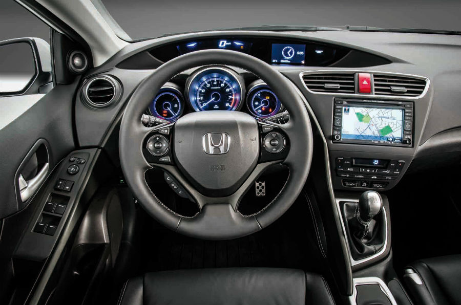 Honda Civic Hatchback 2014