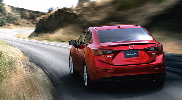 Mazda 3 2016 en México