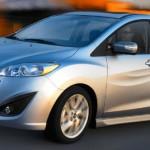 Mazda 5 2014 ya en México, precios y versiones