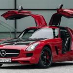 Mercedes Benz SLS AMG GT Final Edition es presentado