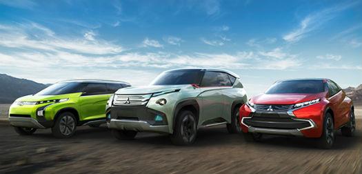 Mitsubishi Concepts Tokio 2013