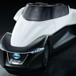 Nissan presenta el BladeGlider en Tokio