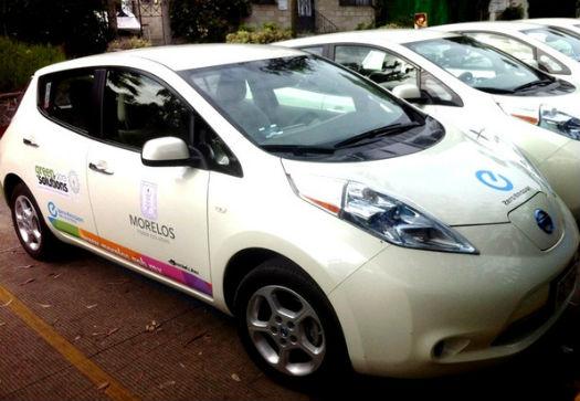 Nissan LEAF en Morelos