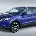 Nuevo Nissan Qashqai develado oficialmente