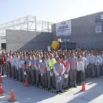 Nissan inaugura nueva Planta Aguascalientes 2