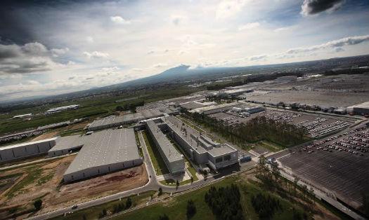 Planta Puebla Volkswagen