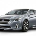 Subaru presenta el Legacy Concept para LA Auto Show