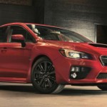 Subaru WRX es presentado oficialmente