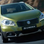 Suzuki S-Cross 2015 ya en México