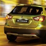 Suzuki S-Cross 2015 en México