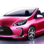 Toyota muestra Aqua Air concept para Tokio