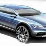 Audi muestra imagen teaser de su nuevo Crossover concept para Detroit