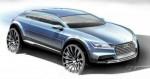 Audi Crossover Concept Teaser