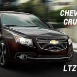 Chevrolet Cruze 2014 LTZ Turbo llega a México