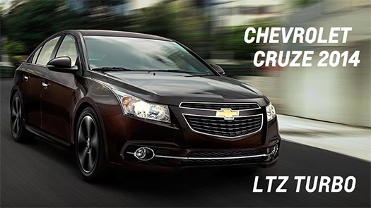 Chevrolet Cruze LTZ Turbo 2014 en Méxicoxico