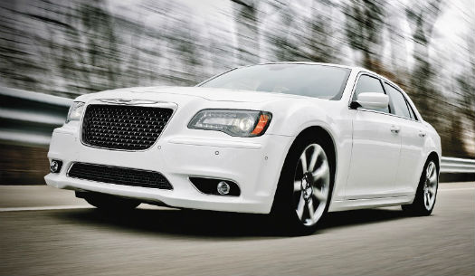 Chrysler 300 SRT 2014 en México