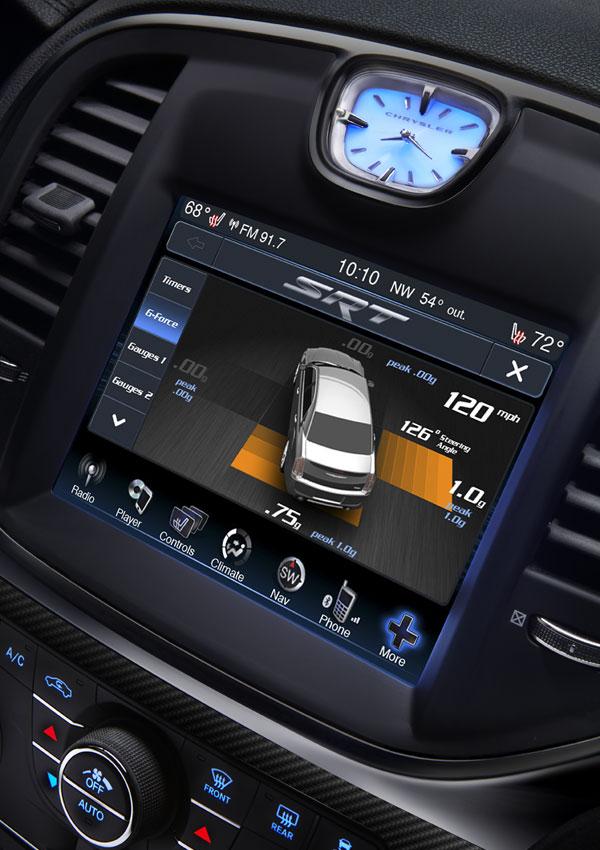 Chrysler 300 SRT 2014 en México
