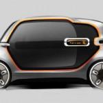 FIAT 500 y Panda en conceptos diseñados por estudiantes