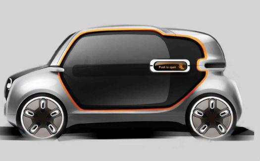 Fiat Concepto por estudiantes