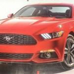 Se filtra el Ford Mustang 2015 previo a presentación