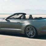 Mustang 2015 convertible en primeras imágenes