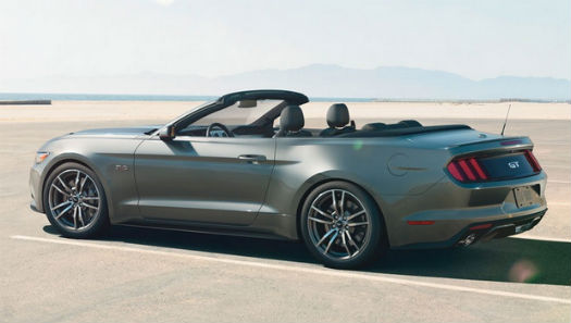 Ford Mustang 2015 convertible