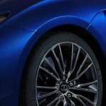Nuevo Lexus F model en primer imagen teaser