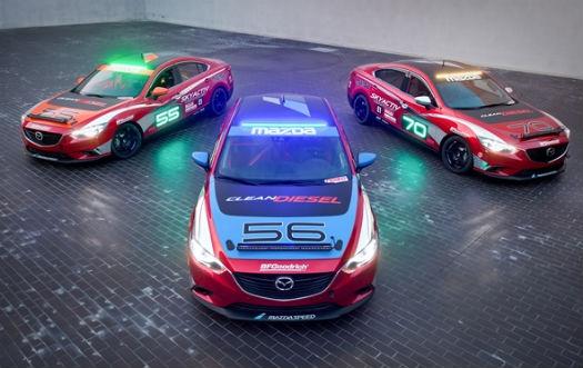 Mazda6 Thunderhill 25 horas