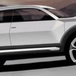 Audi Q1 en primer imagen teaser y se confirma producción en 2016