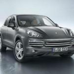 Porsche presenta Cayenne Platinum Edition