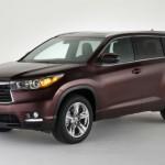 Toyota presenta el nuevo Highlander 2014