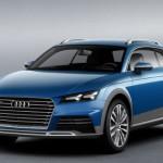 Audi desvela su Allroad Shooting Brake de manera oficial