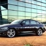 El BMW Serie 4 Gran Coupé  se filtran imágenes