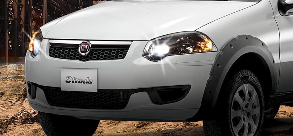Fiat Strada 2014 en México