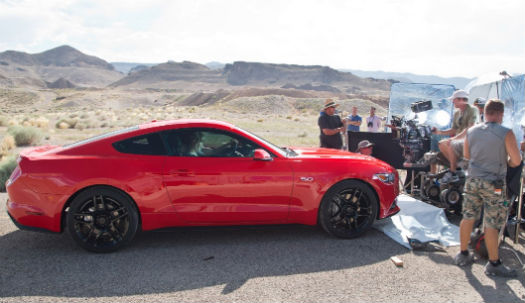 Ford Mustang 2015 en Need For Speed