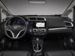 Honda Fit 2016 interior