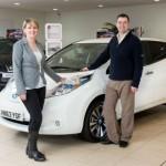 Nissan Leaf llega a las 100 mil unidades vendidas