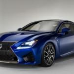Lexus RC F ya es oficial