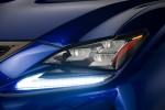 Lexus RC F faros
