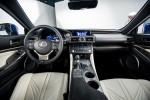 Lexus RC F interior