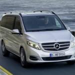 Nuevo Mercedes Benz Clase V es presentado