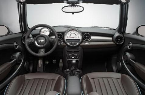 MINI Cooper S Convertible Highgate 2014 en México