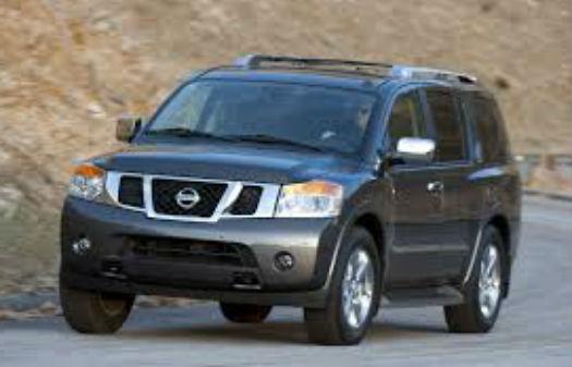 Nissan Armada 2014 en México