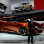 Nissan Sport Sedan Concept debuta en Detroit imágenes y video