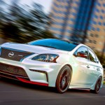 Nissan presenta el Sentra Nismo con 240 caballos de fuerza