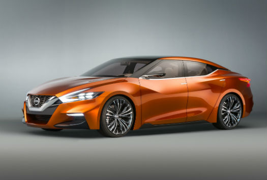 NissanSport Sedan Concept