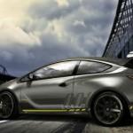 Opel revela el Astra OPC Extreme previo al Salón de Ginebra