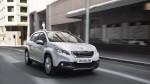 Peugeot 2008 2015 parte frontal