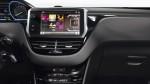 Peugeot 2008 2015 pantalla táctil