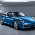 Porsche 911 Targa 4 y Targa 4S 2015 pronto en México